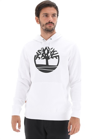 "Timberland ανδρική μπλούζα φούτερ με ""Core Tree"" logo print"