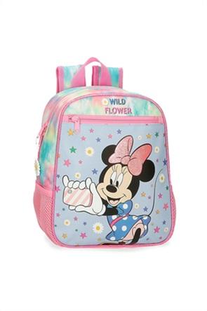 Joumma Bags Disney παιδικό σακίδιο πλάτης με print ''Minnie Wild Flower''
