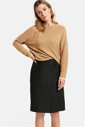 Gerry Weber γυναικεία ελαστική καρό φούστα