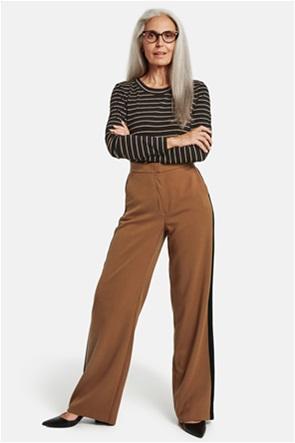 Gerry Weber γυναικεία παντελόνα με φαρδιά ρίγα