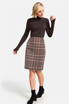 Gerry Weber γυναικεία πλεκτή φούστα pie de poyle