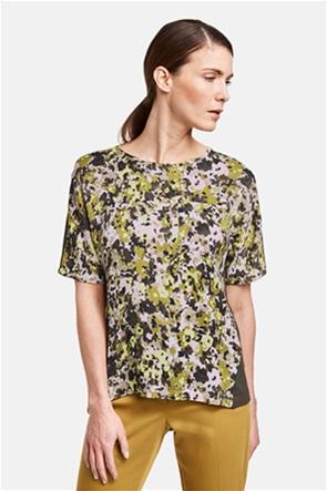 Gerry Weber γυναικείο T-Shirt  με floral print