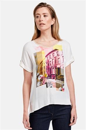 Gerry Weber γυναικείο Τ-Shirt με photo print