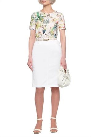 Gerry Weber γυναικεία pencil φούστα μονόχρωμη Slim Fit