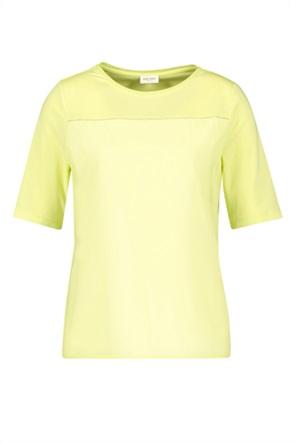 Gerry Weber γυναικείο T-Shirt με διακοσμητικά στρας