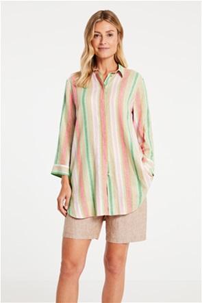 Gerry Weber γυναικείο πουκάμισο με ριγέ σχέδιο