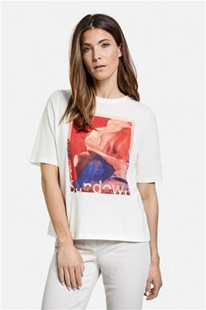 Gerry Weber γυναικείο T-shirt με photo print