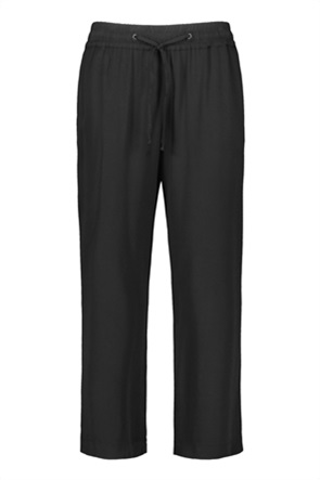 Gerry Weber γυναικείο παντελόνι cropped με ελαστική μέση