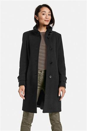 Gerry Weber γυναικείο παλτό με ψηλό γιακά