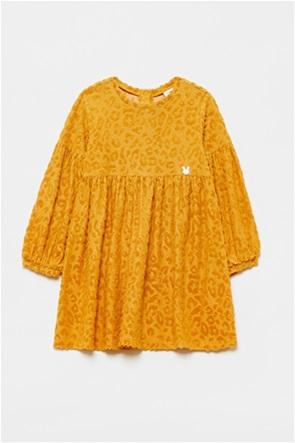 OVS βρεφικό φόρεμα με animal print (12-36 μηνών)