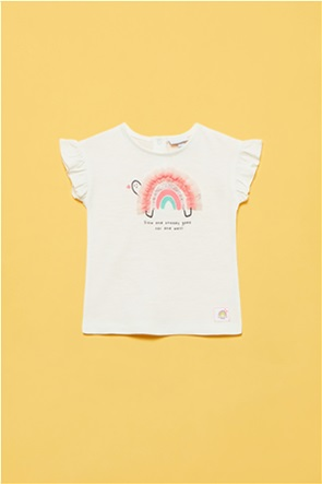 OVS βρεφικό T-shirt με turtle print (9-36 μηνών)