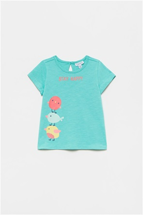 OVS βρεφικό T-shirt με birds print (12-36 ετών)