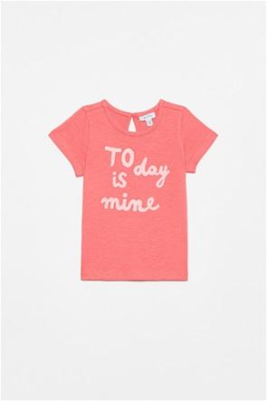 OVS βρεφικό T-shirt με letter print (9-36 μηνών)