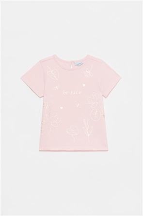 OVS βρεφικό T-shirt με foil print (12-36 μηνών)