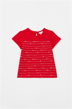OVS βρεφικό T-shirt με all-over print (12-36 μηνών)