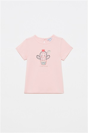 OVS βρεφικό T-shirt με cactus print (9-36 μηνών)