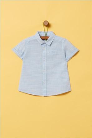 OVS βρεφικό πουκάμισο με τσέπη στο στήθος (12-36 μηνών)