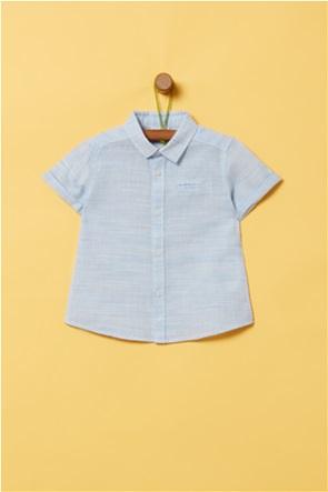 OVS βρεφικό μονόχρωμο πουκάμισο (9-36 μηνών)
