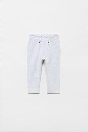 OVS βρεφικό παντελόνι φόρμα με print panda (9-36 μηνών)