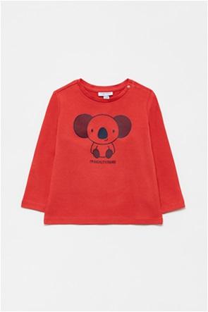 OVS βρεφική μπλούζα με coala print (9-36 μηνών)