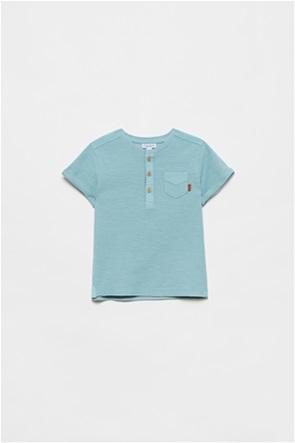 OVS βρεφικό T-shirt με flap τσέπη (9-36 μηνών)