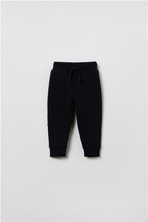 OVS βρεφικό παντελόνι φόρμας μονόχρωμο (9-36 μηνών)