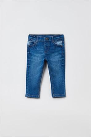 OVS βρεφικό τζην παντελόνι ξεθωριασμένο (9-36 μηνών)