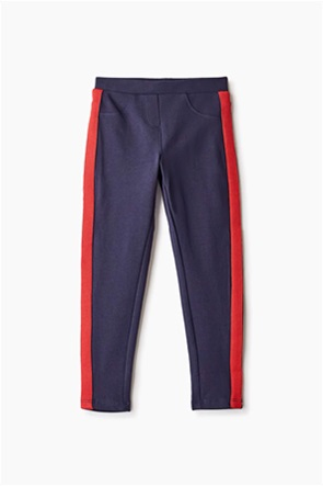 OVS παιδικό παντελόνι φόρμας με ρίγα στο πλάι (2-8 ετών)