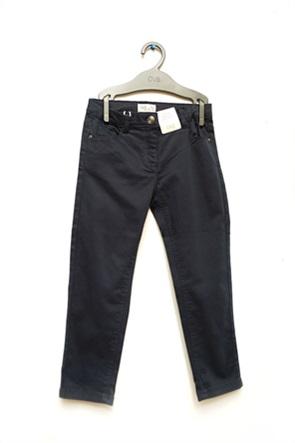 OVS παιδικό τζην παντελόνι πεντάτσεπο μονόχρωμο (3-10 ετών)
