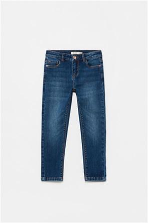 OVS παιδικό τζην παντελόνι πεντάτσεπο (3-10 ετών)