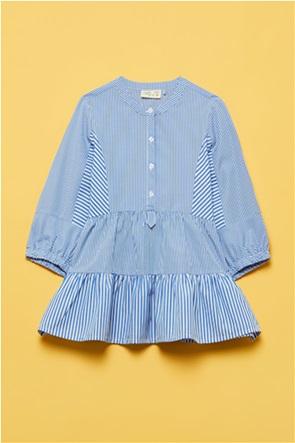 OVS παιδικό πουκάμισο μακρύ ριγέ (3-10 ετών)
