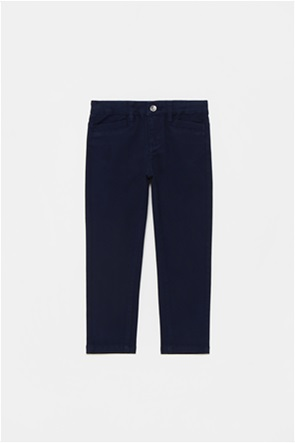 OVS παιδικό παντελόνι μονόχρωμο (3-10 ετών)