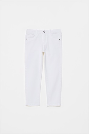 OVS παιδικό παντελόνι πεντάτσεπο μονόχρωμο (3-10 ετών)