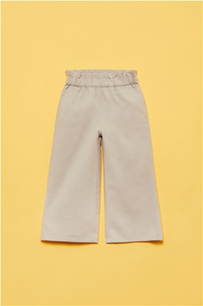 OVS παιδικό λινό παντελόνι με ελαστική μέση (3-10 ετών)