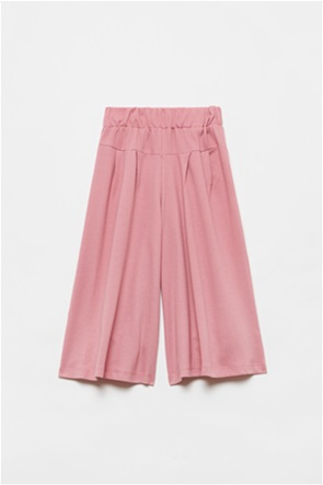 OVS παιδική παντελόνα cropped μονόχρωμη (3-10 ετών)