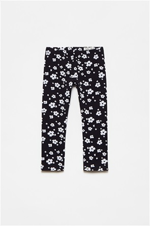 OVS παιδικό κολάν με all-over floral print (3-10 ετών)