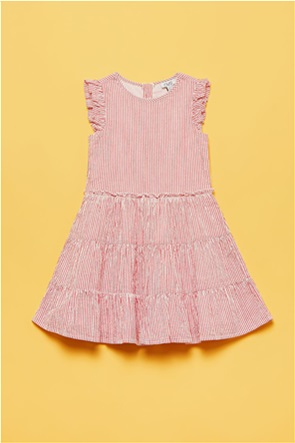 OVS παιδικό φόρεμα αμάνικο ριγέ (3-10 ετών)