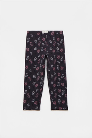 OVS παιδικό κολάν με floral print cropped
