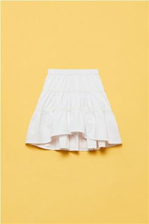 OVS παιδική φούστα με τρέσα από δαντέλα (3-10 ετών)