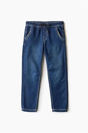 OVS παιδικό παντελόνι denim με ελαστική μέση (3-10 ετών)