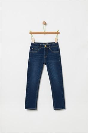OVS παιδικό τζην παντελόνι Regular Fit (4-10 ετών)
