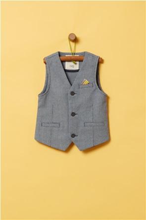 OVS παιδικό γιλέκο με κουμπιά (3-10 ετών)