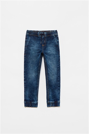 OVS παιδικό τζην παντελόνι με λάστιχο (3-10 ετών)