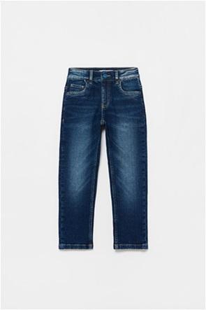 OVS παιδικό τζην παντελόνι ξεβαμμένο (3-10 ετών)