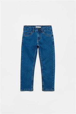 OVS παιδικό τζην παντελόνι πεντάτσεπο Regular Fit (3-10 ετών)