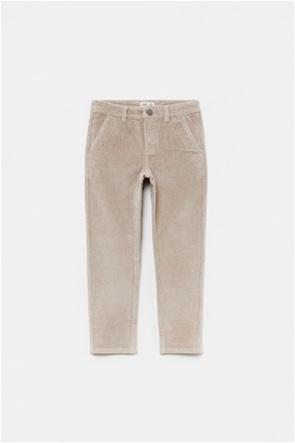 OVS παιδικό παντελόνι chino κοτλέ (3-10 ετών)