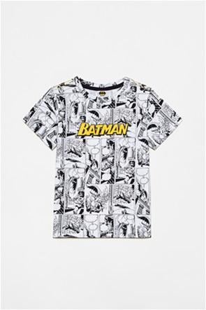 """OVS παιδικό T-shirt με all-over comics print """"Batman"""" (3-10 ετών)"""