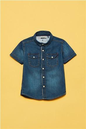 OVS παιδικό denim πουκάμισο (3-10 ετών)