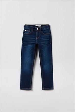 OVS παιδικό παντελόνι τζην πεντάτσεπο (3-10 ετών)