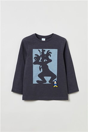 OVS παιδική μπλούζα μακρυμάνικη με Disney print (3-10 ετών)
